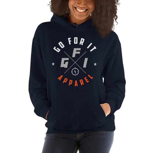 Ladies Outdoors Hoodie