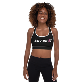 Breast Cancer Sports Bra