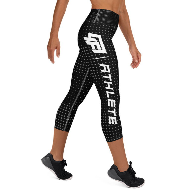 GFI Athlete Crop Yoga Leggings