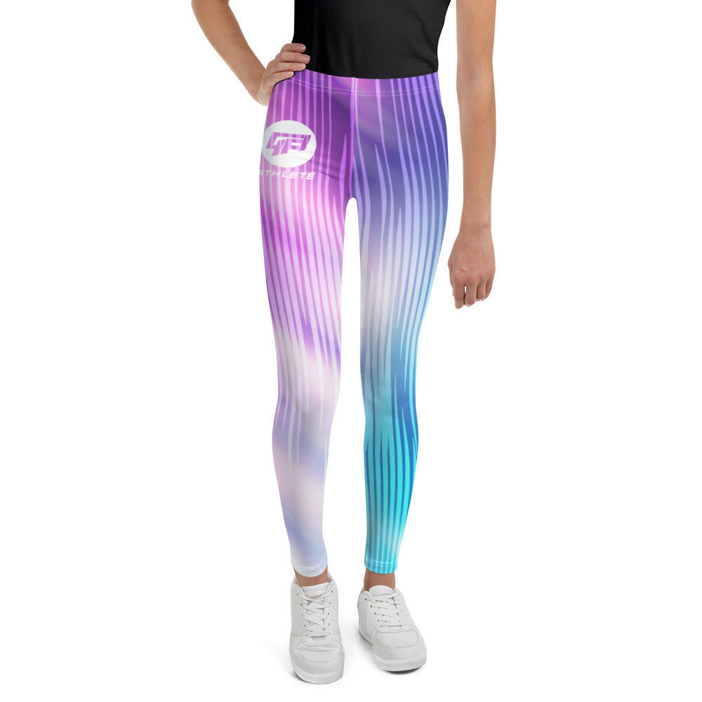 Youth Cotton Candy Leggins