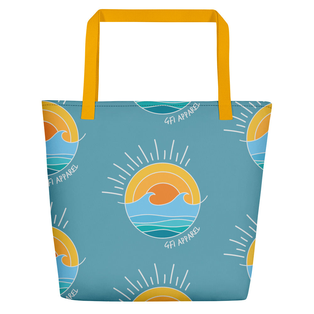 Salty Beach Bag