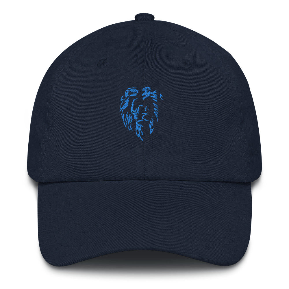Blue Lion Hat