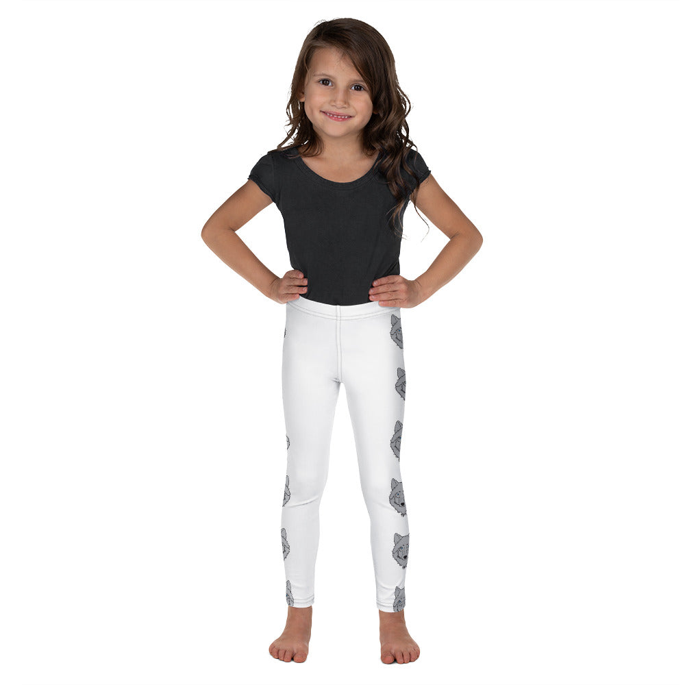 Wolf Pack Kids Leggings