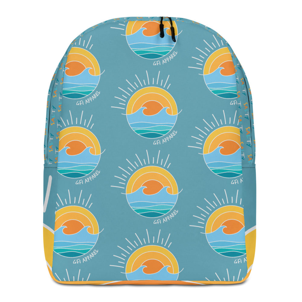 Salty Minimalist Backpack