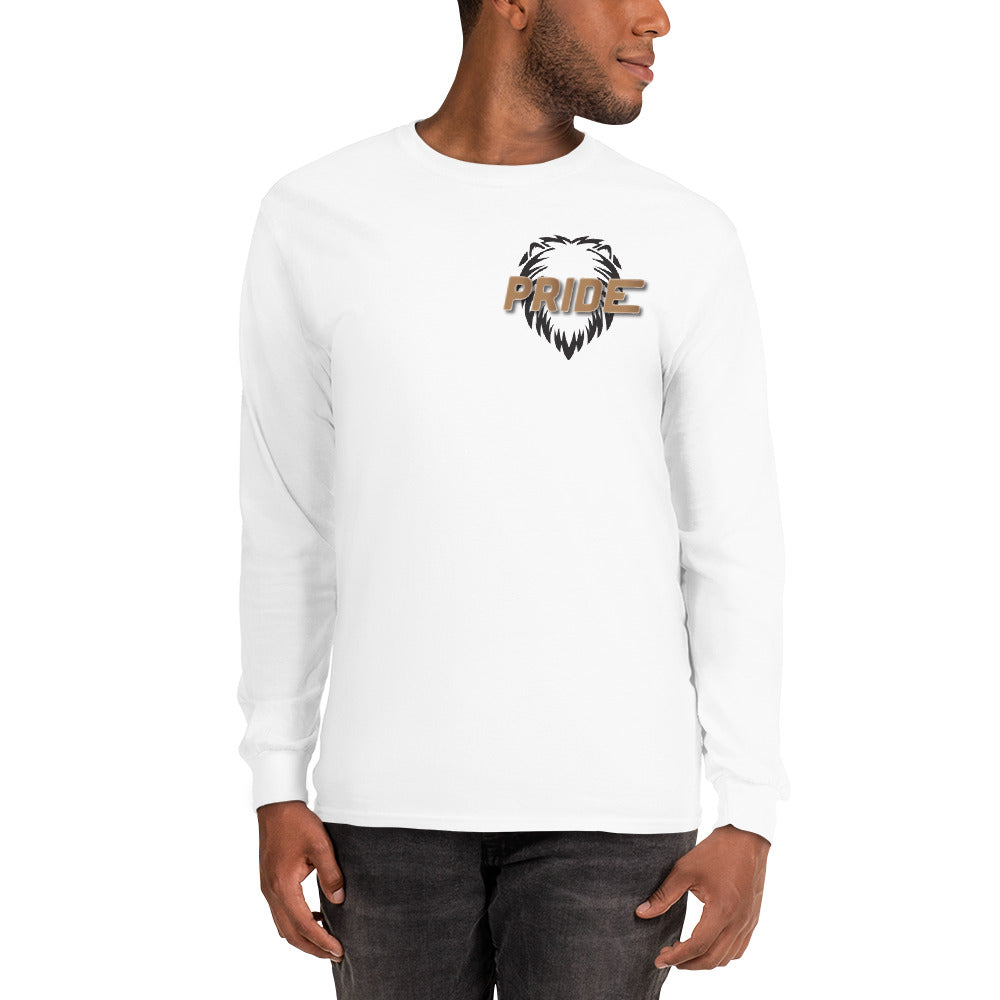 Blue Lion Long Sleeve Shirt