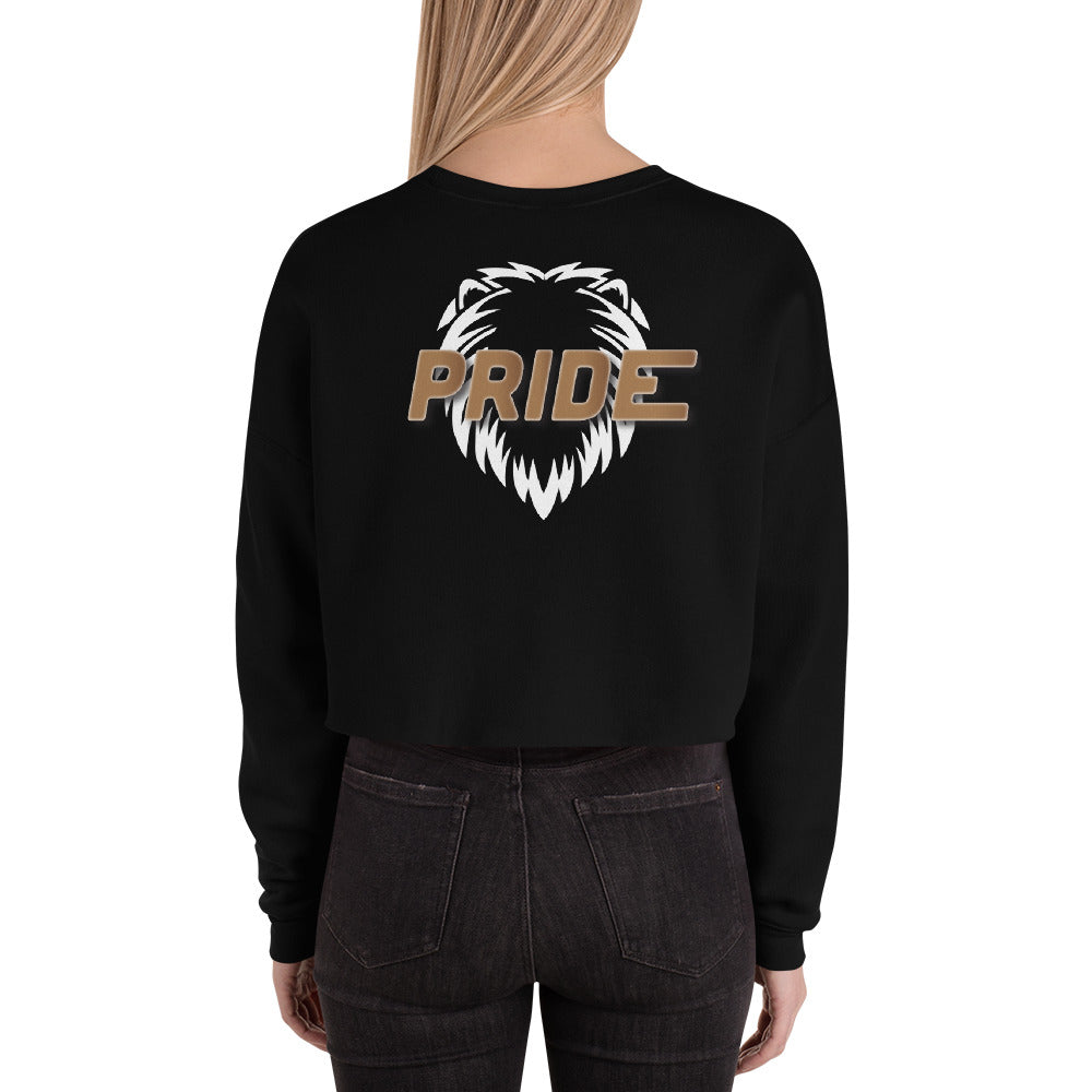 Pride Crop Sweatshirt