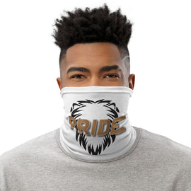 Pride Neck Gaiter White
