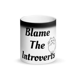 Blame the Introverts