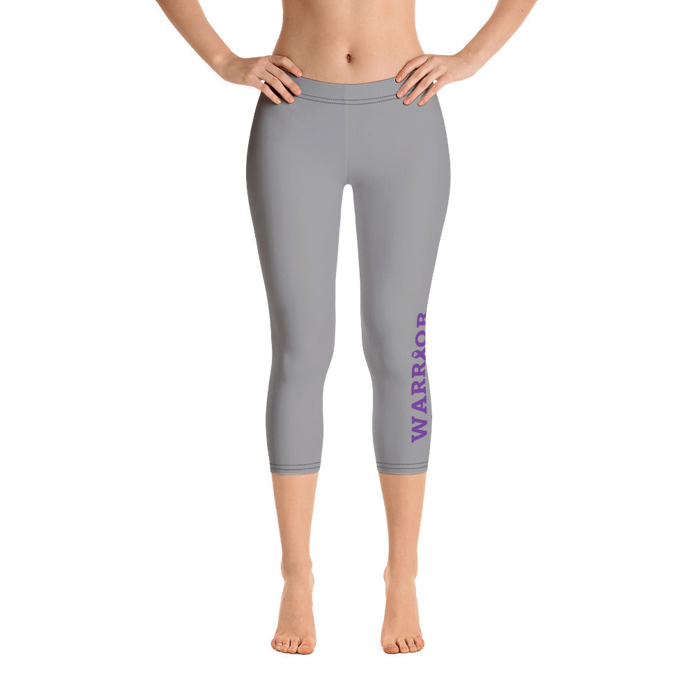 Fighter Champion Capri Leggings