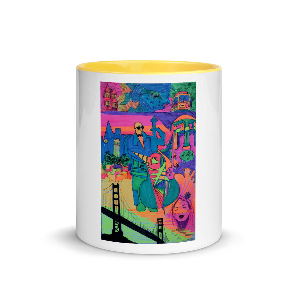 Nick Larson Original Mood Mug