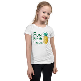 Fun Fresh Fierce Pineapple