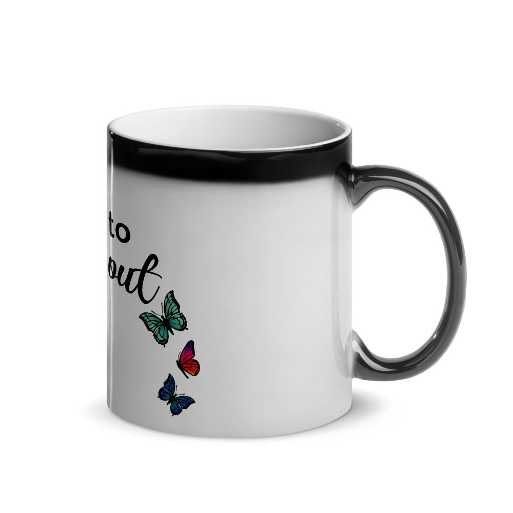 Born To Stand Out Mug
