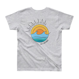 Salty Youth Short Sleeve T-Shirt