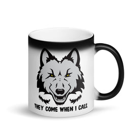 Wolf Pack Magic Mug