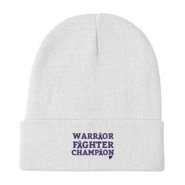 Epilepsy Awareness Beanie