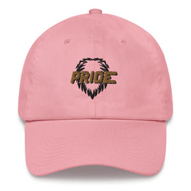 Light Colored Pride Hat