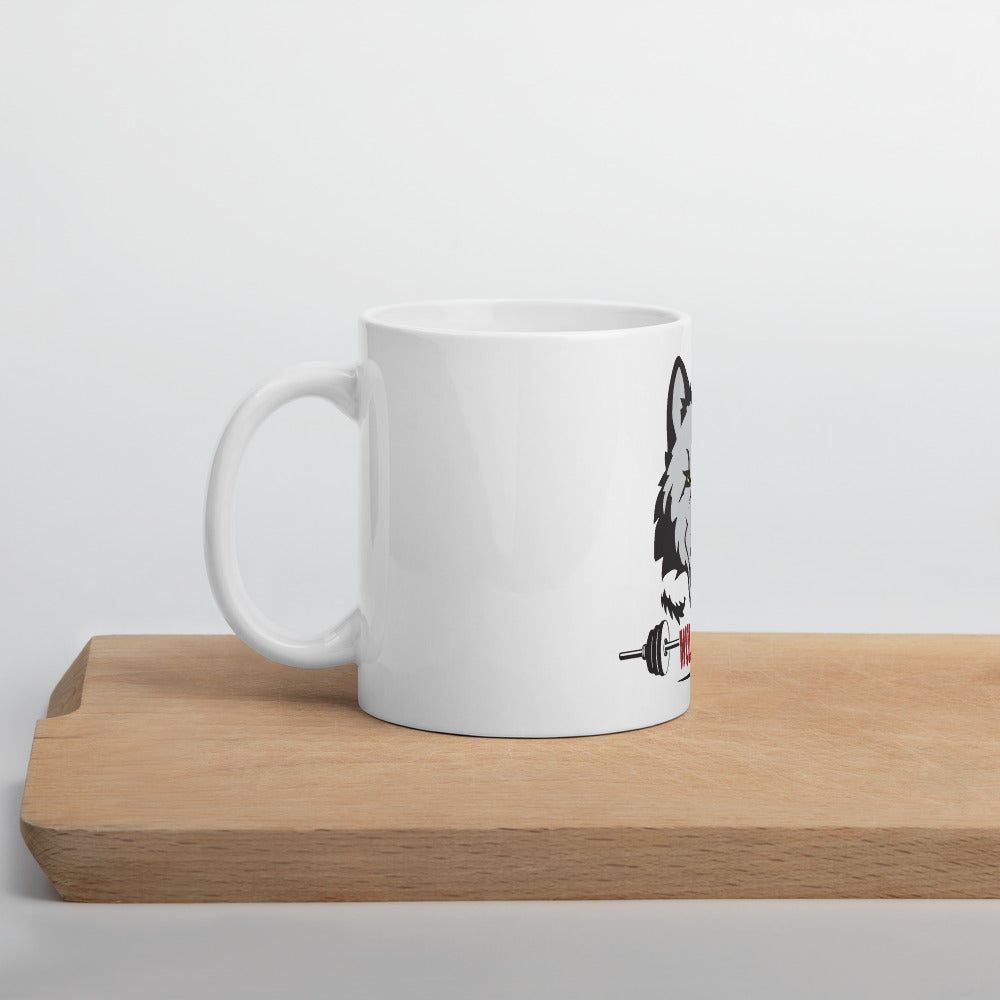 Morning Moods Wolf Pack Mug
