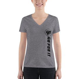 Ladies Vertical Tee