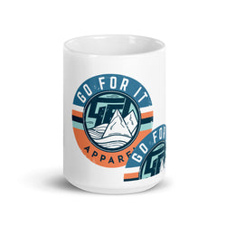 Go For It Mountain Mug