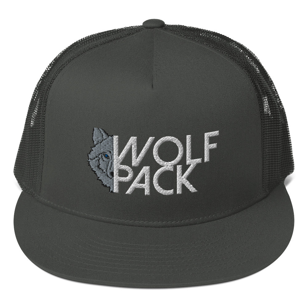 Wolf Pack Kids Snap Back.