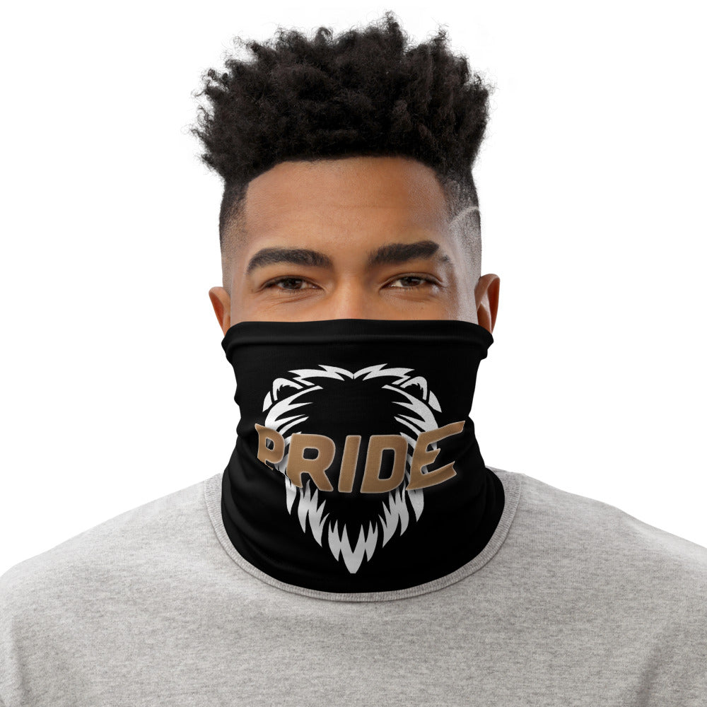 Pride Neck Gaiter Black