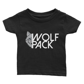 Wolf Pack Infant Tee