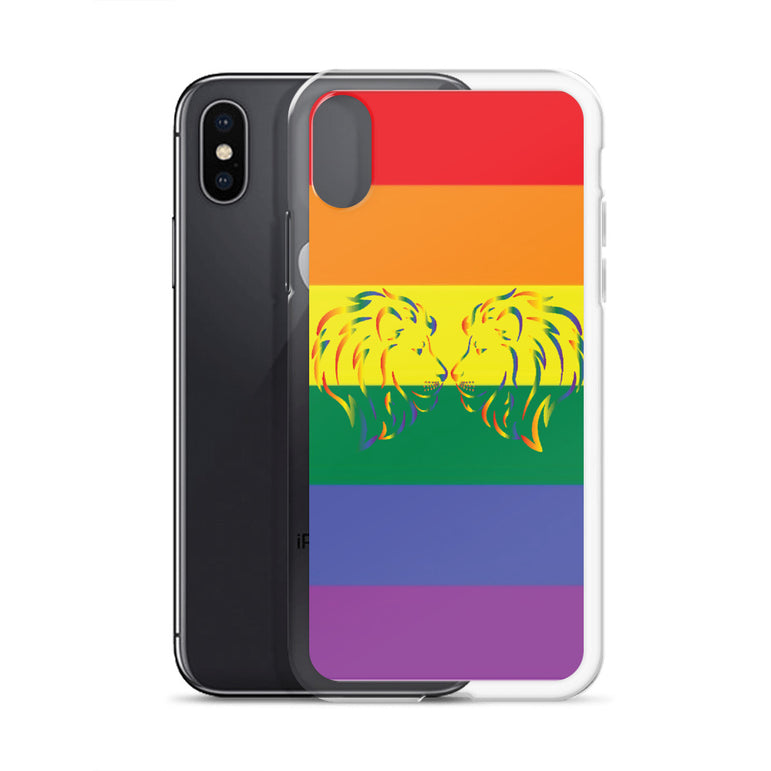 Gay Flag iPhone Case