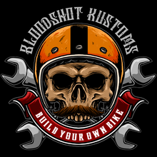 Load image into Gallery viewer, BLOODSHOT KUSTOMS...BUILD YOUR OWN BIKE
