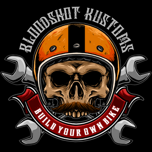 BLOODSHOT KUSTOMS...BUILD YOUR OWN BIKE