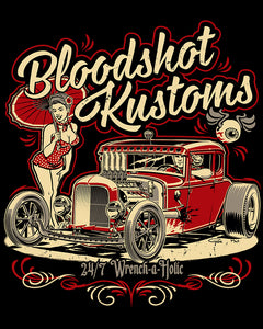 Bloodshot Kustoms...Hemi Coupe