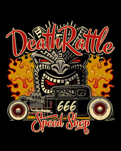 Death Rattle Speed Shop