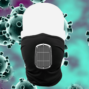 FACEMASK PULLOVER PERFORMANCE MASK...DEUCE GRILLE
