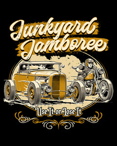 Junkyard Jamboree Use it or Lose it