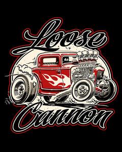 Loose Cannon Speed Shop (RED)