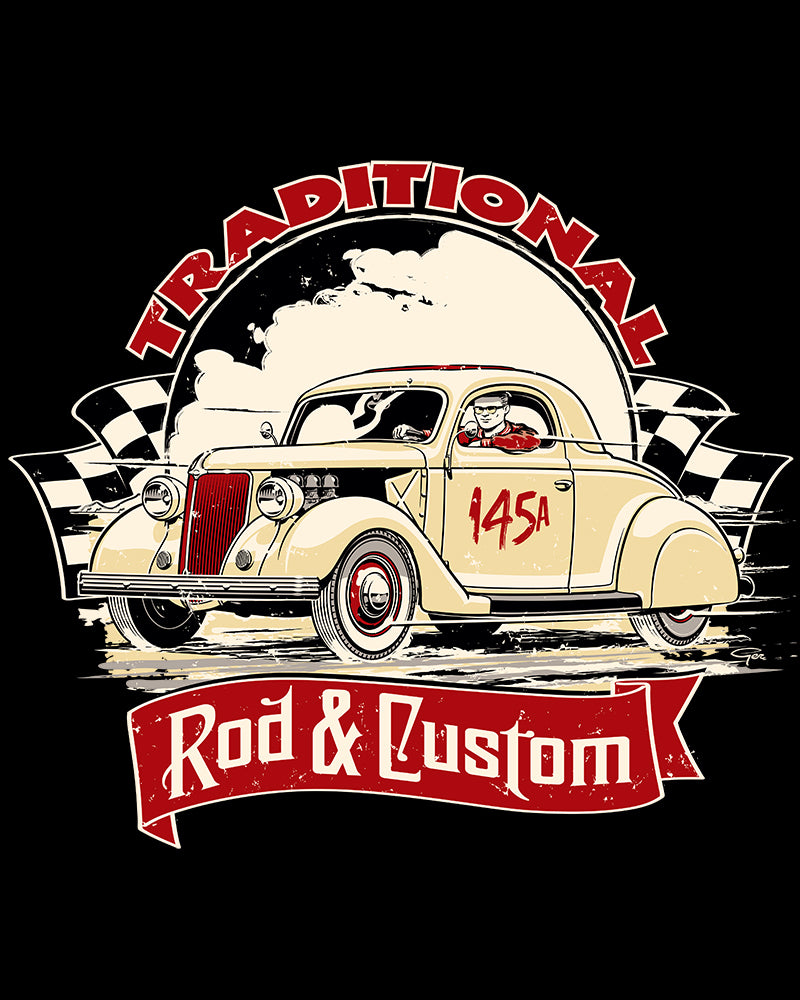 TRADITIONAL ROD & CUSTOM