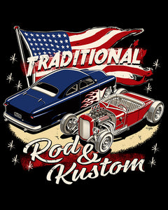 TRADITIONAL ROD AND KUSTOM USA