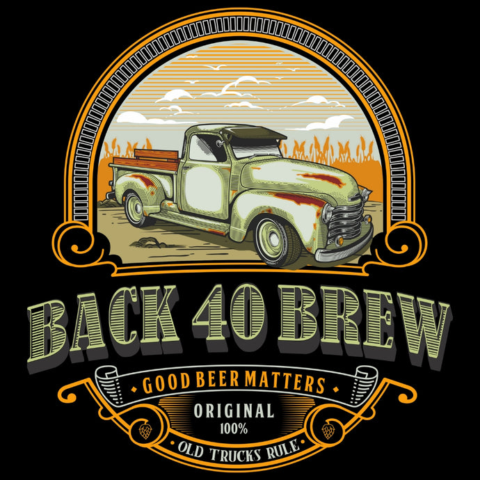 BACK FORTY BREW