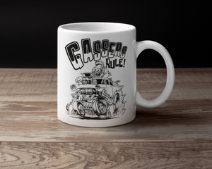 Gasser Freak Coffee Cup