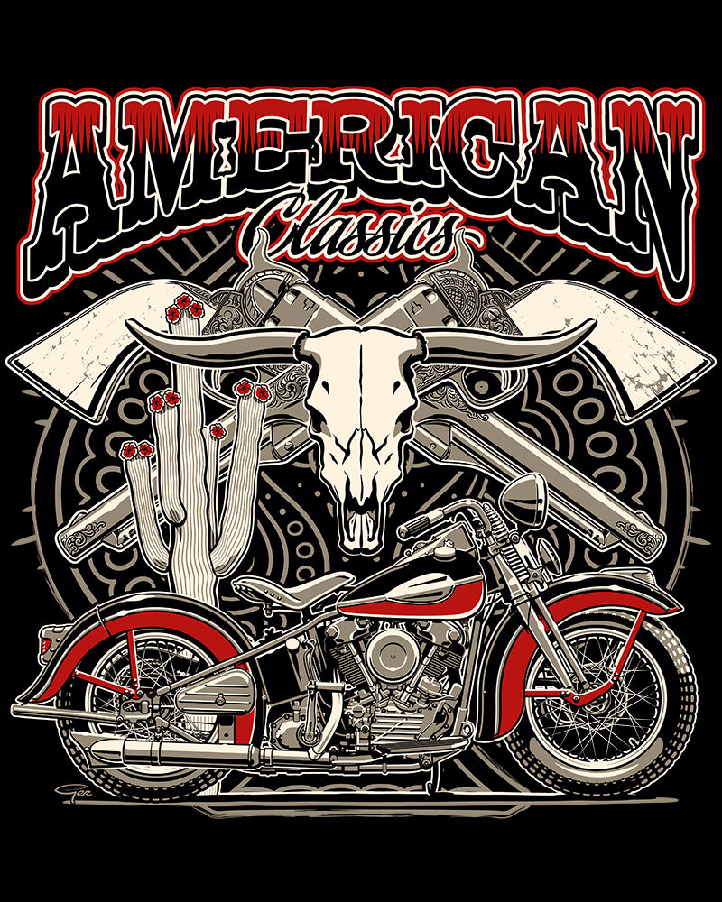 American Classic Red