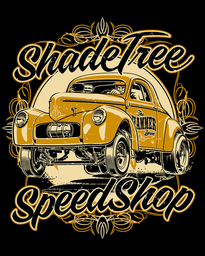 ShadeTree Speed Shop Willys