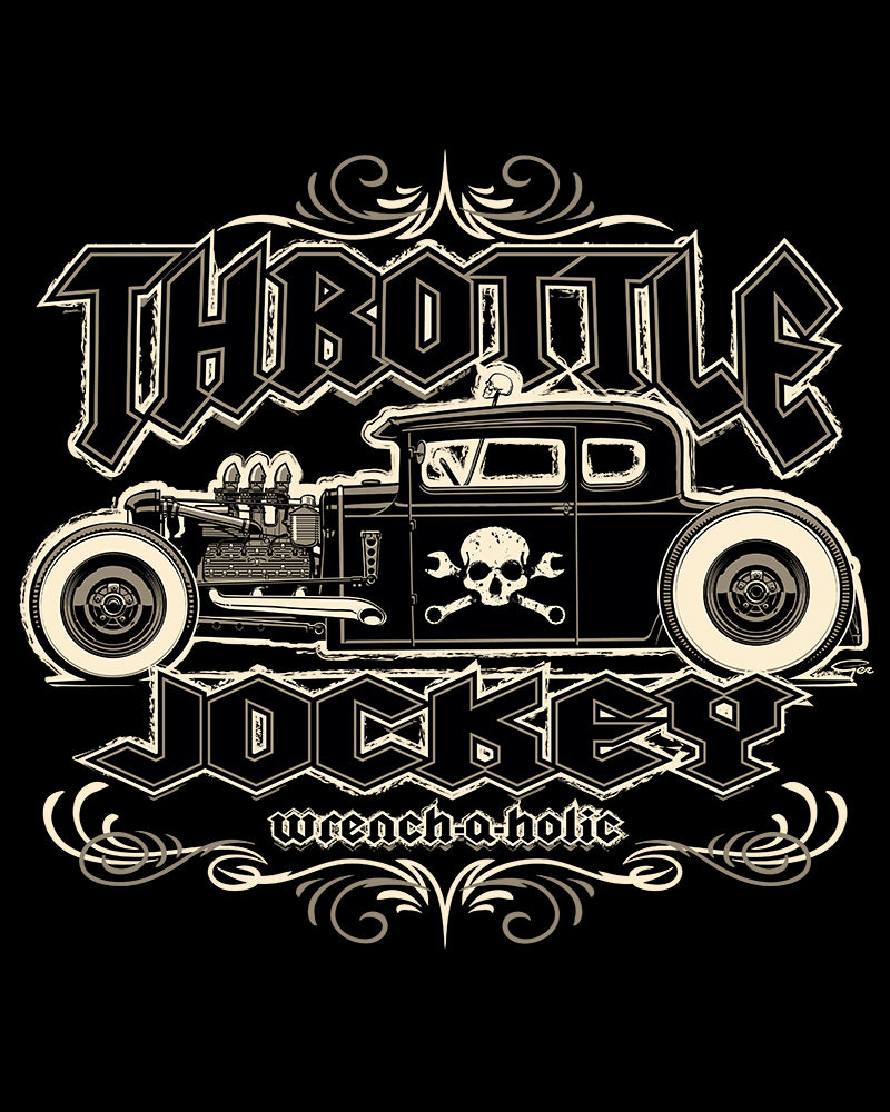 Throttle Jockey Chopped Coupe