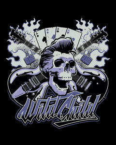 Wild Child...purple