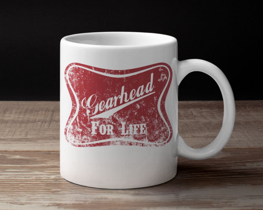 GearHead For Life Brew