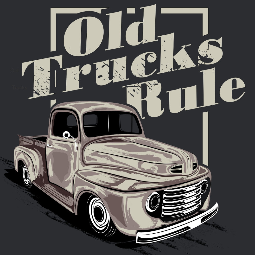 OLD TRUCKS RULE...F1
