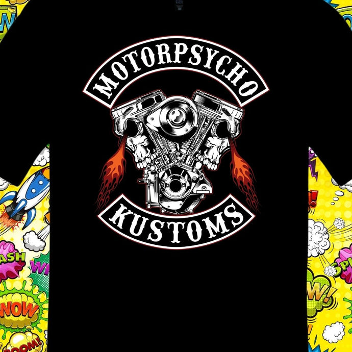 MOTORPSYCHO KUSTOMS