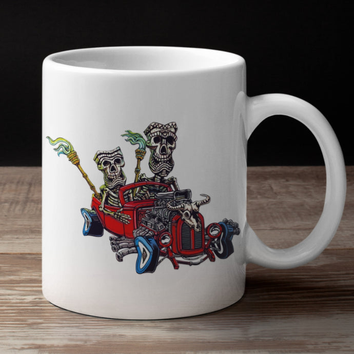Model Tiki Joy Ride Mug