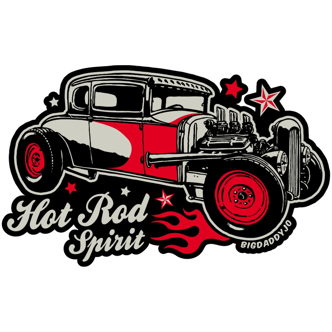 Hot Rod Spirit