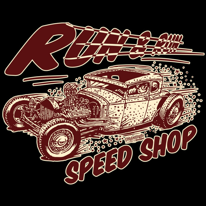 RUN & RUN Speed Shop