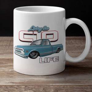 Living the C10 Life Coffee Cup