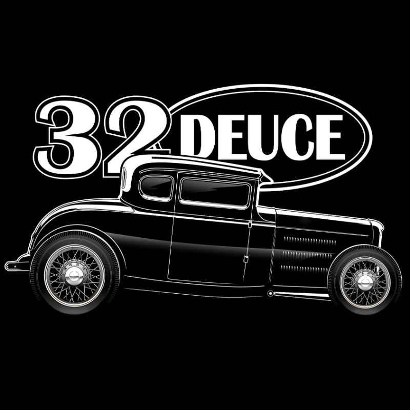 Cartoon Speed Shop Deuce